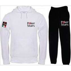 POKER STARS pokerstars tuta felpa e pantalone