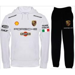 PORSCHE tuta felpa maglietta polo t-shirt maglia hoodie
