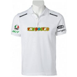 POLO THE DOCTOR VALENTINO ROSSI a colori
