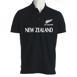 POLO ALL BLACKS LATO SX