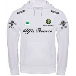 FELPA Alfa Romeo CON CAPPUCCIO