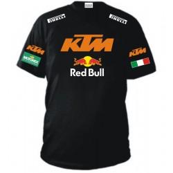 T-SHIRT KTM RED BULL