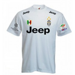 T-SHIRT JUVENTUS JEEP