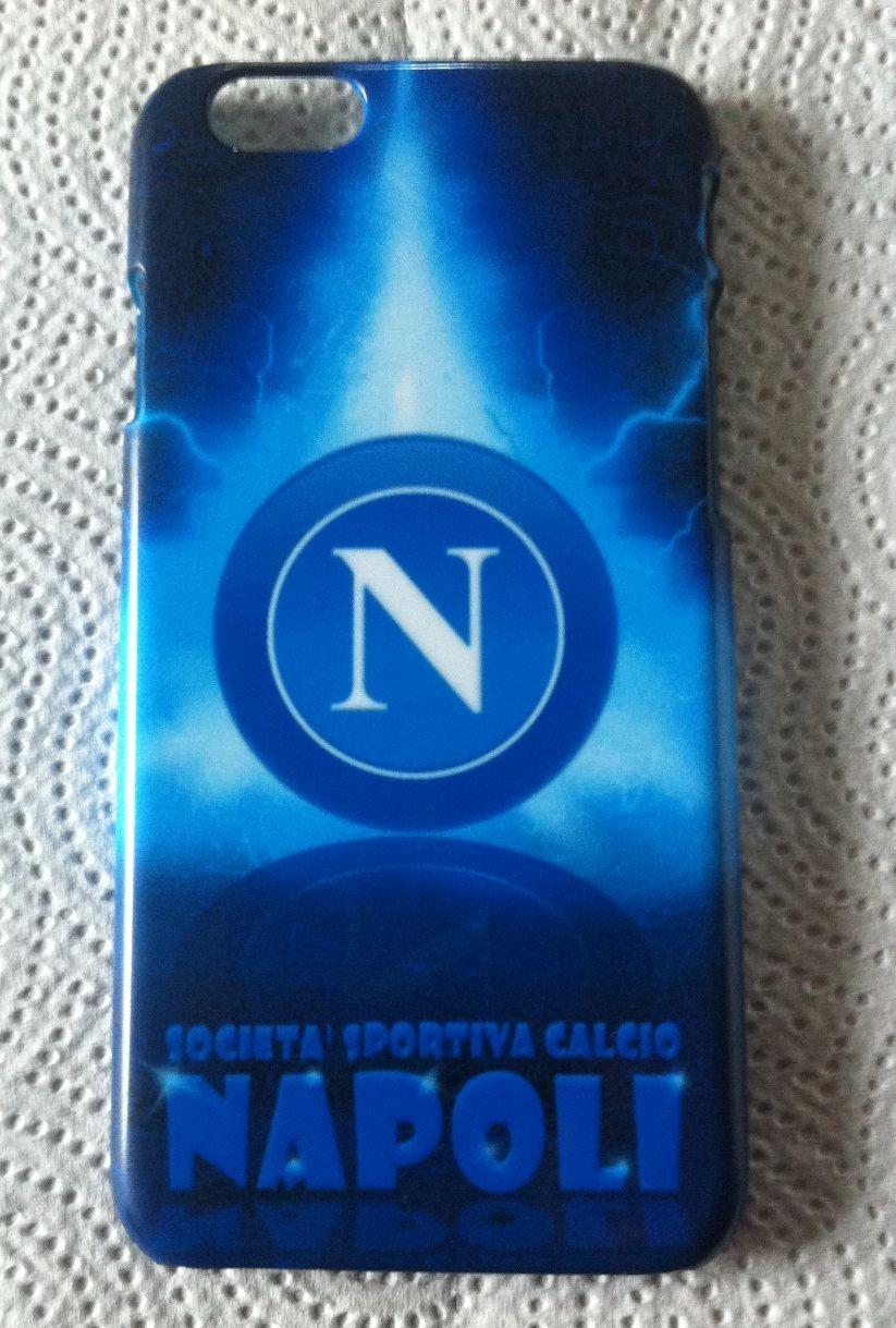 COVER NAPOLI iphone 6 con stampa 3D