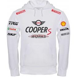 Felpa MINI COOPER S john works
